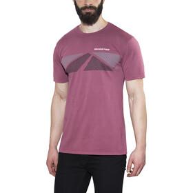 Bikester Logo Shirt T-Shirt red
